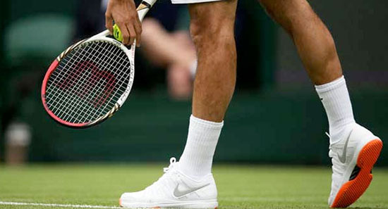 What Your Feet Want You to Know about Playing Tennis