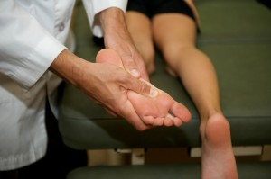 Barefoot Related Foot Injuries, University Foot and Ankle Institute