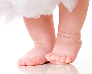 Healthy Baby Feet, Baby Feet Development, University Foot and Ankle Institute