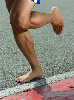 Barefoot Running Injuries - UIniversity Foot and Ankle Institute - Los Angeles