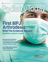 Podiatry Today, September 2013, University Foot and Ankle Institute