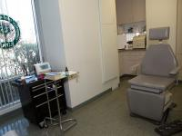 Santa Monica Podiatrist,  University Foot and Ankle insititute, Exam Rm