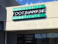 Simi Valley Foot Foot and Ankle Specialist, University Foot and Ankle Institute, Exterior