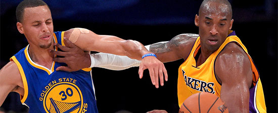 Kobe and Curry: Podiatrist Weigh In on Foot and Ankle Injuries