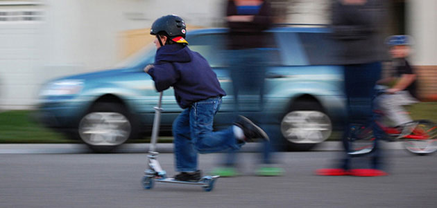 Toy Scooter Related Injuries: what you need to you know