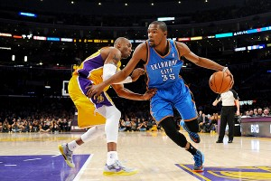 OKC Thunder Kevin Durant Foot injury