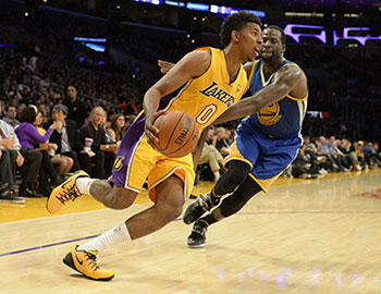 Nick Young Ankle Injury