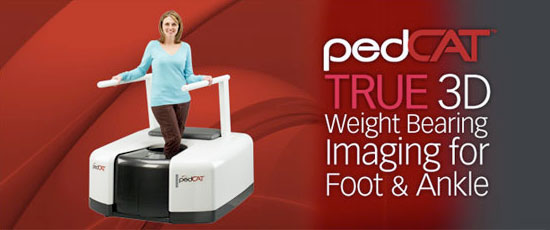 Weight Bearing 3D CT Scanner Improves Foot and Ankle Patient's Outcomes