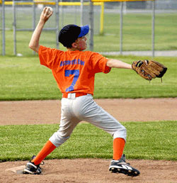 Youth sports and foot pain