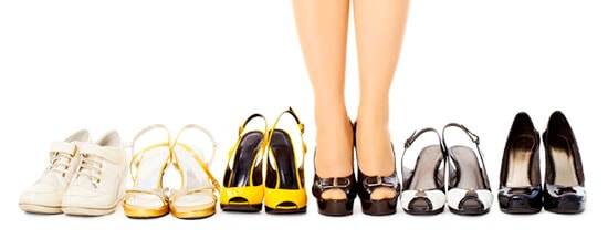 The 10 Worst Shoes for your Feet… Part 2!