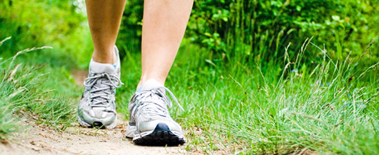 Beat the 6 Most Common Walking Pains