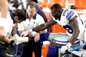 NFL's Dez Bryant Suffers Serious Foot Injury