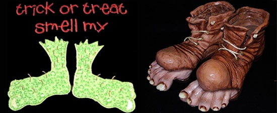 Trick or Treat, Smell My Feet: 4 Ways to De-Stink Your Feet