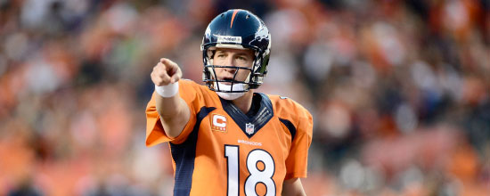 Peyton Manning's Plantar Fasciitis Recovery Helps Broncos to Victory