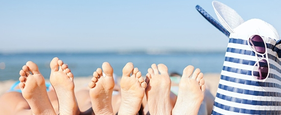 Hot Heat, Hurt Feet, and Diabetes: Summer can be a Bummer for Diabetic Patients