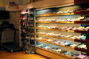 Getting the Proper Running Shoe for High Arches