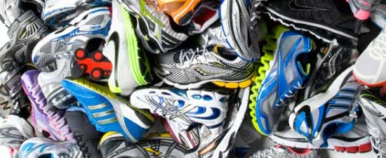 Got high arches? Here are the best running shoes for you!