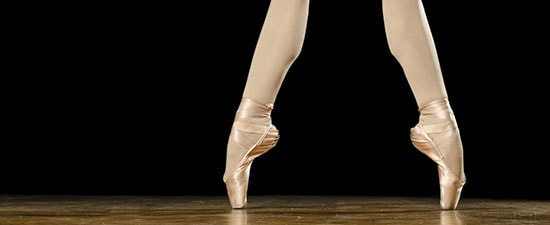 What Ballet Does to a Dancer's Feet Might Surprise You