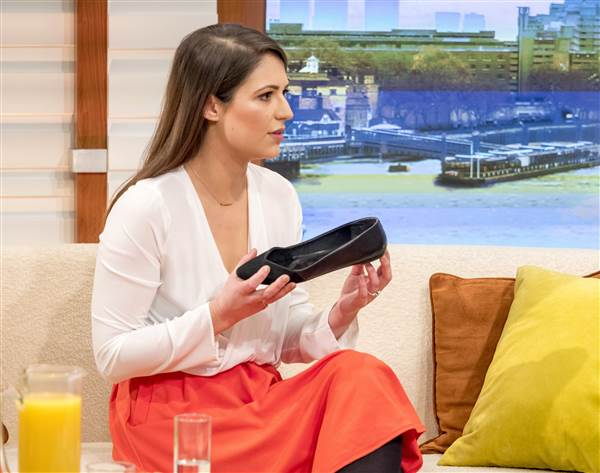 In the UK, High Heels Top the News: One Woman Starts a Footwear Revolution
