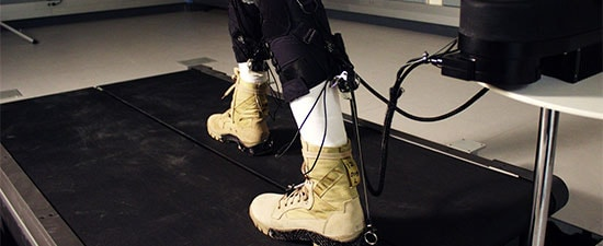 Walk Easier With High Tech Aid for Your Ankles. Scientists Study Gait and Design a Robotic Exosuit That You Wear!