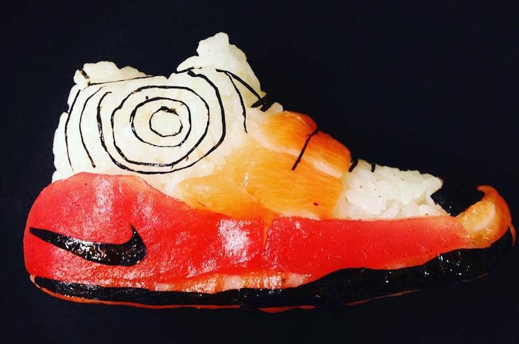 Have You Heard About Sushi Shoes? They're Way Too Tasty to Live in Your Closet!