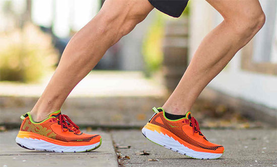 Hoke Running Shoes, Running With Foot and Ankle Conditions