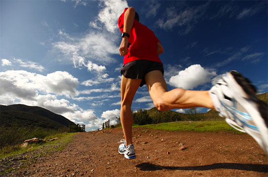 Running on Dirt Foot and Ankle Injuries