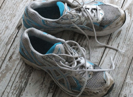 When do i replace my running shoes?