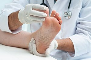 Foot Exam, Toenail Fungus, University Foot and Ankle Institute