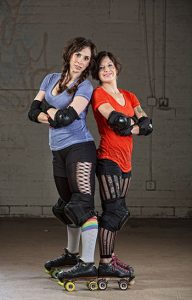 Roller Derby and Plantar Fasciitis