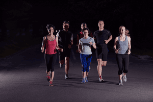 tips for running in the dark, Los Angeles Foot and Ankle Surgeon