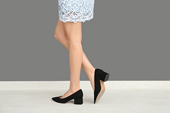 5 Great Reasons to Leave Your High Heels in the Closet