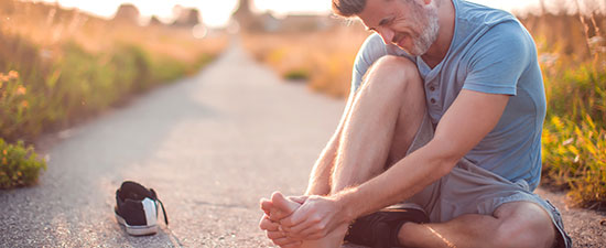 Stress Fractures: What Your Feet Want You to Know