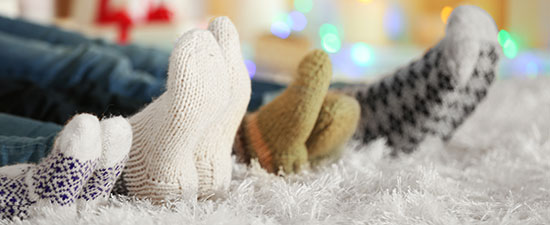 avoid foot problems in winter, Foot and ankle care Los Angeles