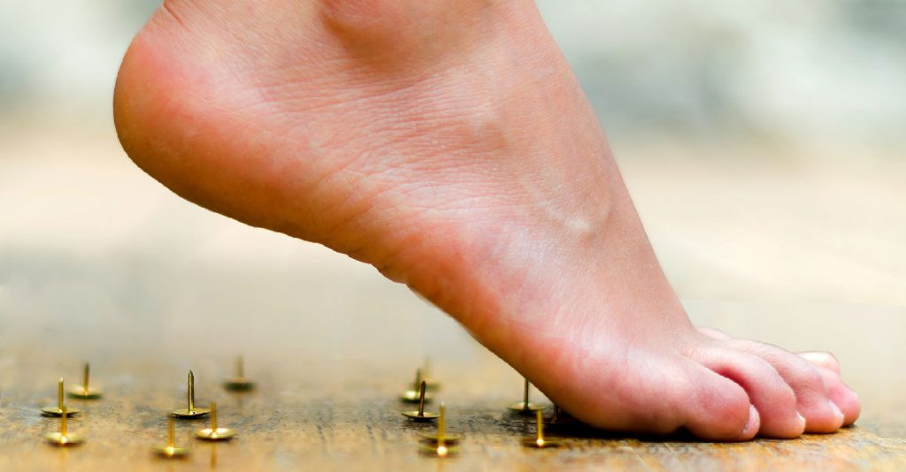 8736ca5284c If You re Suffering With Foot and Heel Pain