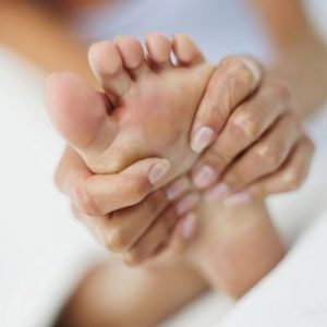 foot massage for plantar fasciitis