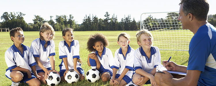 Youth foot and ankle sports injury prevention