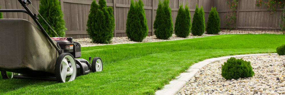 Lawn Mowing Causes Lots of Foot Injuries. Here's How to Stay Safe!
