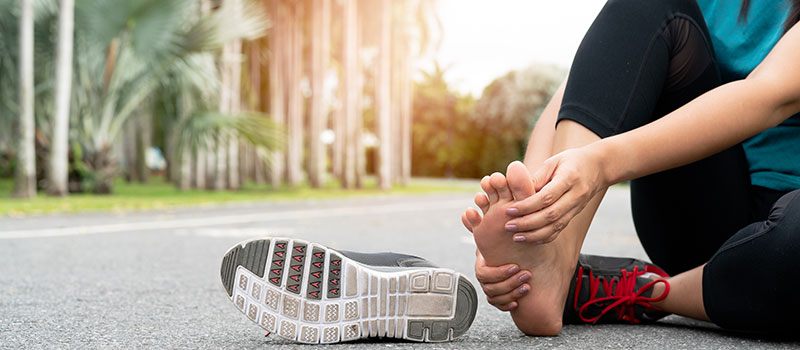 Covid exercise Injuries and prevention, Foot and ankle institute