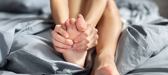 Foot Cramps at Night? What You Need to Know!