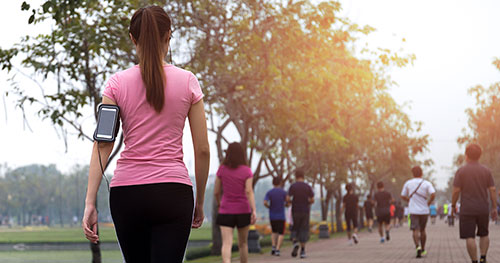 Get a move on! National Walking Day is April 7