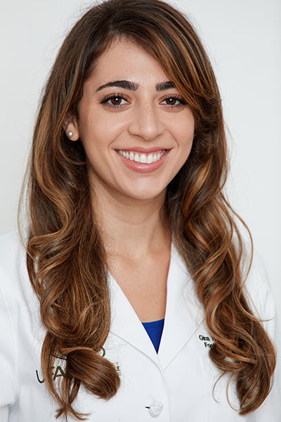 Dr. Gina Nalbandian, DPM, university Foot and Ankle Institute
