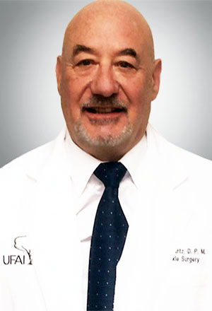 Dr. Steven Schwartz, University Foot and Ankle Institute, Los Angeles