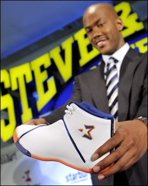 Starbury One basketball shoe