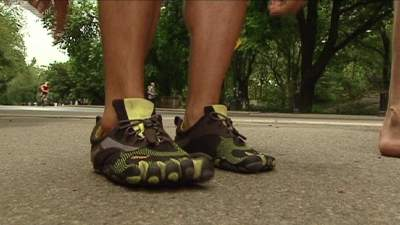 Barefoot Running Bad or Fad - University Foot and Ankle Insititute - Los Angeles