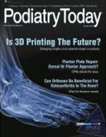Podiatry Today, Dr. Bob Baravarian