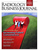 Radiology Business Journal, Dr. Bob Baravarian, University Foot and Ankle Institute
