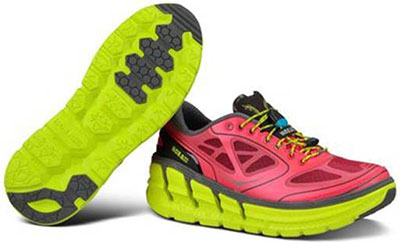 Fat-soled running shoes - Unversity Foot and Ankle Institute