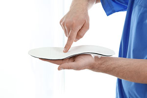 Custom orthotics for big toe arthritis, University Foot and Ankle Institute