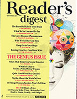 Readers Digest features University Foot and Ankle Institute Doctor